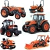 Kubota B20 Tractor Illustrated Master Parts List Manual