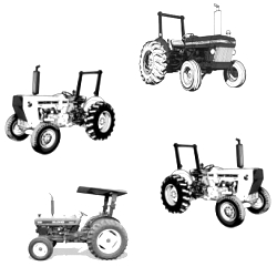 Pay for Ford New Holland Industrial Tractors Service Repair Manual