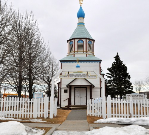 Pay for Holy Assumption Russian Orthodox Church Photo