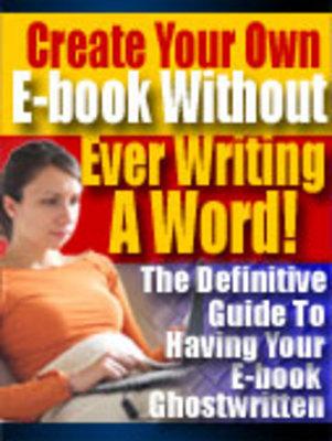 Free Create your own ebook.rar Download thumbnail