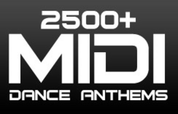 Pay for 2500+ Dance Midis
