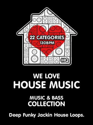 Pay for WE LOVE HOUSE. Deep & Funky House Loops