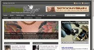Thumbnail Tattoo Niche Blog (private Label Resell Rights)
