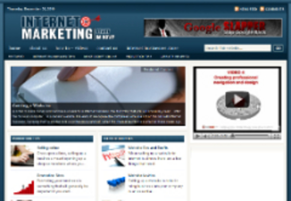 Pay for Internet Marketing Niche Blog (Private Resale Rights)