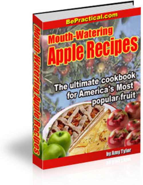 Pay for Mouth Watering Apple Recipes