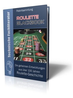 Pay for Das Roulette Blackbook, Patente, Handbuch