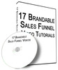 Thumbnail 17 Quality Sales Funnel Videos PLR Giveaway Rights