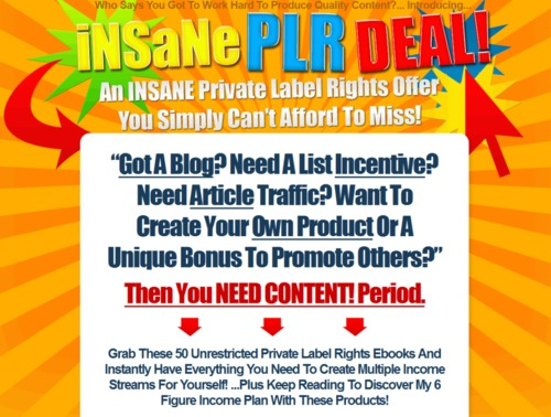 Pay for 75 Unrestricted eBooks PLR MRR Giveaway
