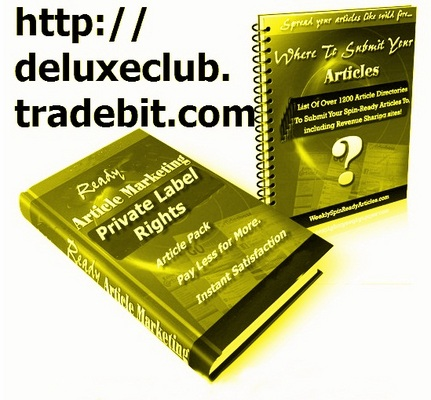 Pay for PLR Blogging Articles + Bonus PLR Membership