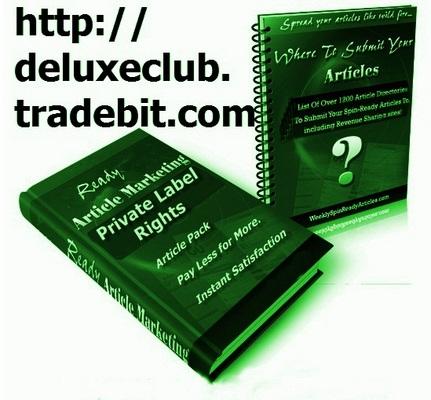 Pay for PLR Depression Articles + BONUS PLR Membership
