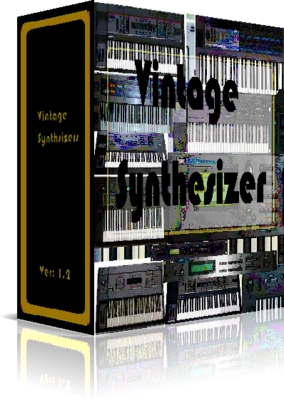 Vintage synths collection vol download loops for Classic house synths