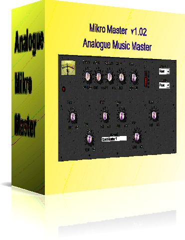 Pay for Analogue Mikro-Mastering Tool