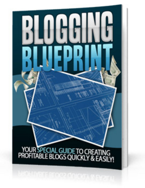 Pay for Blogging Blueprint