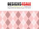 Thumbnail Argyle Pale Pink Pattern For Sale