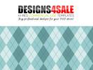 Thumbnail Argyle Pale Blue Pattern For Sale