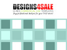 Thumbnail Fair And Square Blue Pattern For Sale