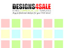 Thumbnail  Fair And Square Pastels Pattern For Sale