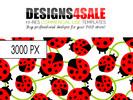 Thumbnail Ladybug / Ladybird Pattern For Sale