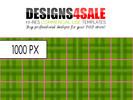 Thumbnail Green Plaid Pattern For Sale