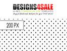 Thumbnail Classic Polka Dot Black Pattern For Sale