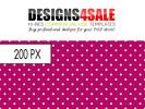 Thumbnail Classic Polka Dot White Pattern For Sale