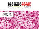 Thumbnail Flower Burst White Pattern For Sale