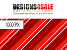 Thumbnail Retro Stripes Red Pattern For Sale