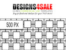 Thumbnail Black Lattice Pattern For Sale
