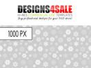 Thumbnail Snowflakes Pattern For Sale