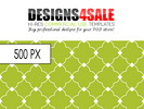 Thumbnail Quatrefoil White Pattern For Sale