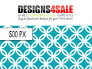 Thumbnail Overlapping Circles Pattern For Sale