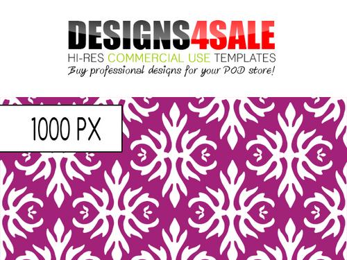 Pay for Elegant Vintage Wallpaper Pattern For Sale