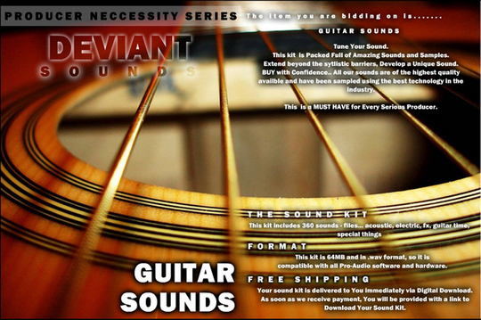 Pay for GUITAR DRUM LIBRARY MPC 1000 2500 4000 5000 2000xl 3000