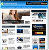 Thumbnail Pre-made Website & Blog: Working from Home