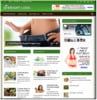 Thumbnail Pre-made Website & Blog: Weight Loss PLR Niche Blog