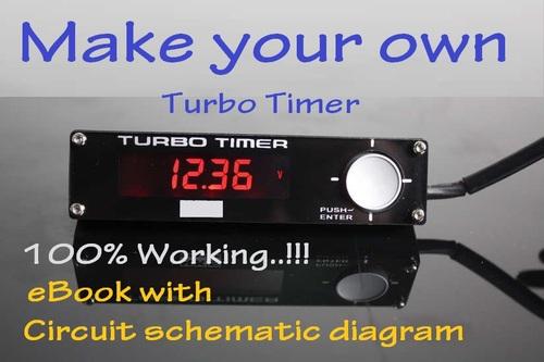 turbo timer 12v 24v circuit schematic diagram diy projec down rh tradebit com