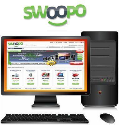 Pay for Swoopo/Telebid/MadBid/ Clone + German + Template