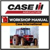 Thumbnail Case Internation 743 745 844 856 956 1056 Tractor Service Re
