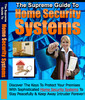 Thumbnail Home Security System