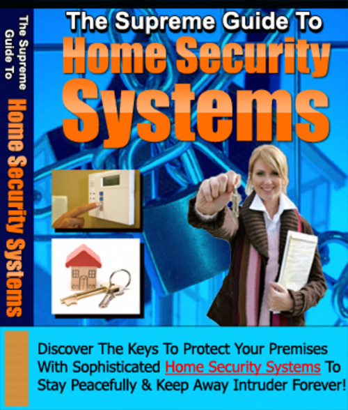 Pay for Home Security System