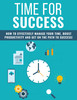 Thumbnail Ebook on Time for Success