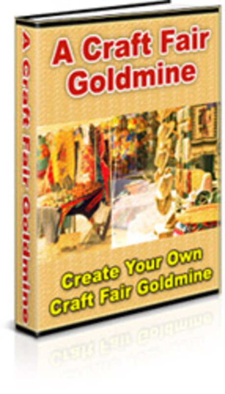 Pay for HOW TO SELL YOUR HANDCRAFTED ITEMS AT CRAFT SHOWS