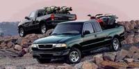1999 Mazda B2500 Pickup Truck Service Repair Manual 99