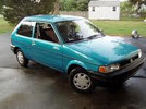 1994 Subaru Justy Service Repair Manual 94