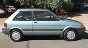 1991 Subaru Justy Service Repair Manual 91