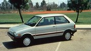 1990 Subaru Justy Service Repair Manual 90