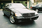 Thumbnail 1999 Mercedes CL500  Service Repair Manual 99