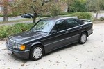 Thumbnail 1991 Mercedes 190E Service Repair Manual 91