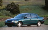 1996 Mazda Protege Service & Repair Manual 96