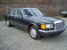 Thumbnail 1990 Mercedes 560SEL Service Repair Manual 90